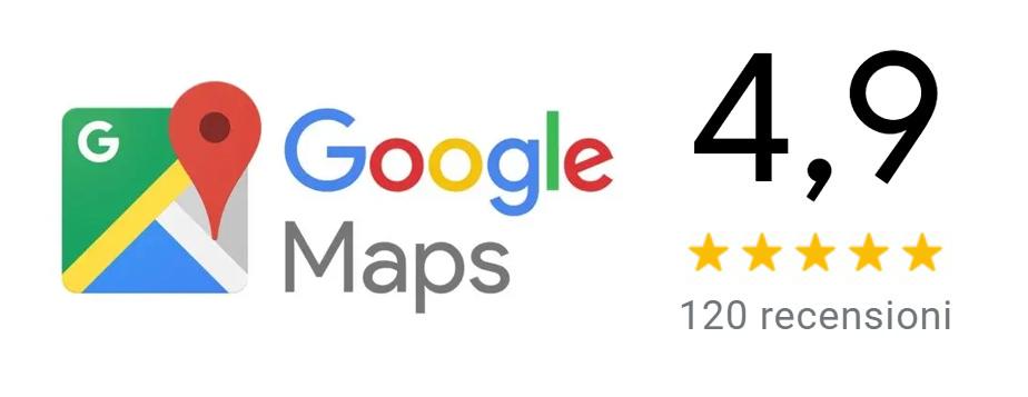 Google Maps Euroricambi