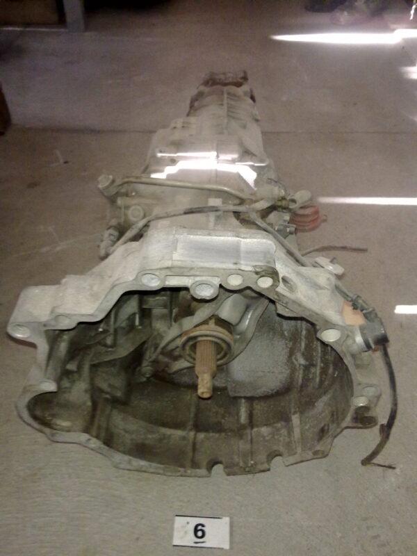 CAMBIO MARCE AUDI A6 4X4 130 CV ANNO 2004 3