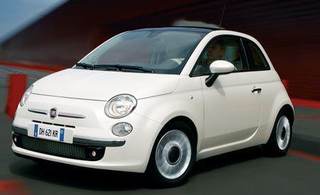 MUSO MUSATA ANTERIORE FIAT 500 ANNO 2010 1