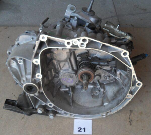 CAMBIO MARCE ROBOTIZZATO PEUGEOT 308 1.6 HDI ANNO 2008 3