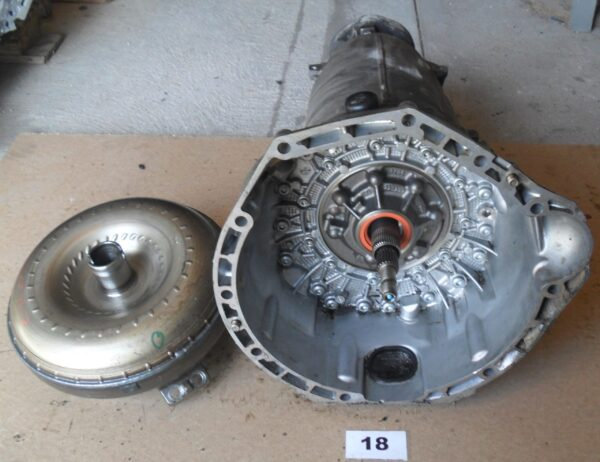 CAMBIO MARCE AUTOMATICO MERCEDES CLASSE C 280 CDI W204 ANNO 2009 3