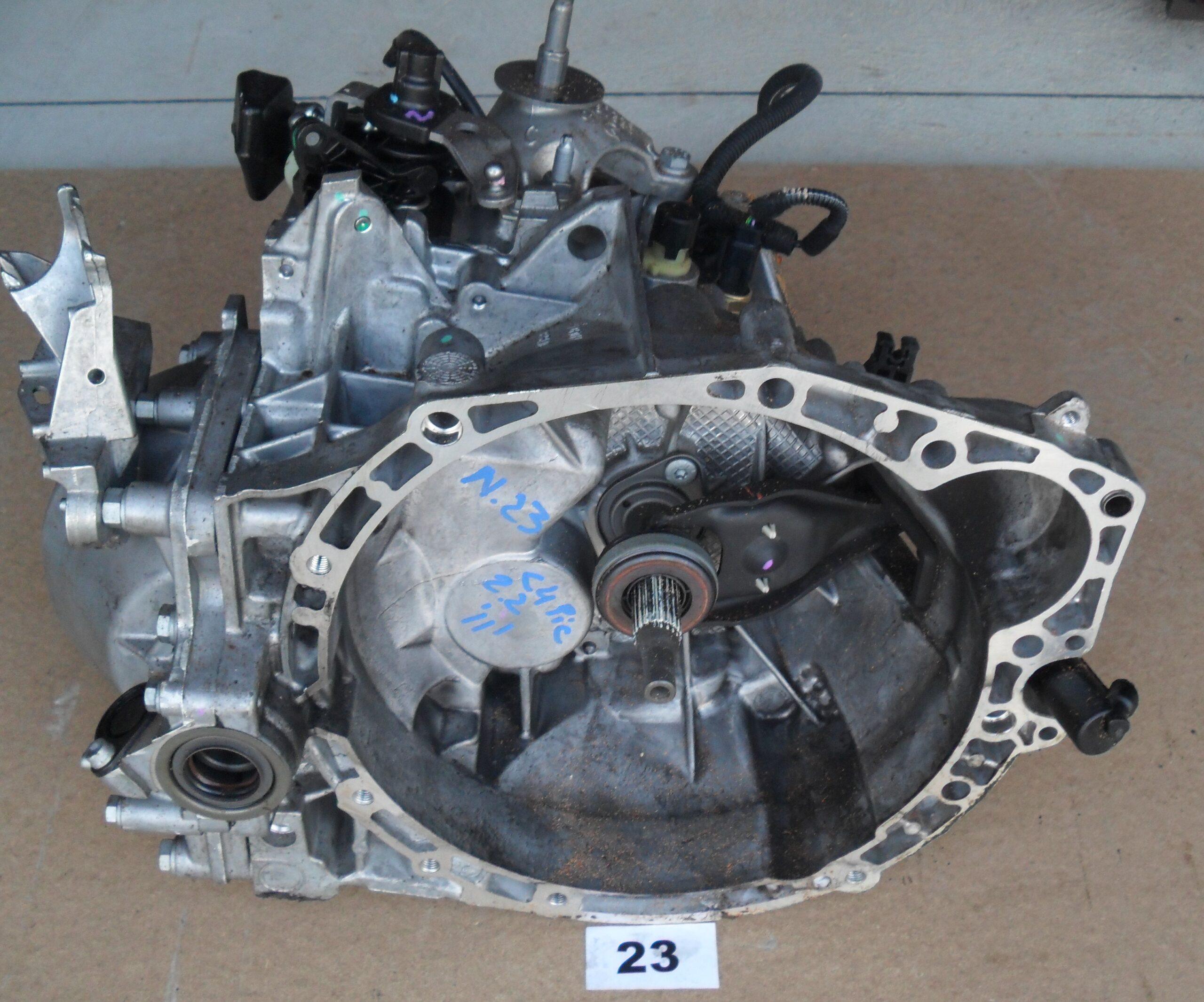 CAMBIO MARCE AUTOMATICO C4 PICASSO 2.0 DIESEL ANNO 2011 1