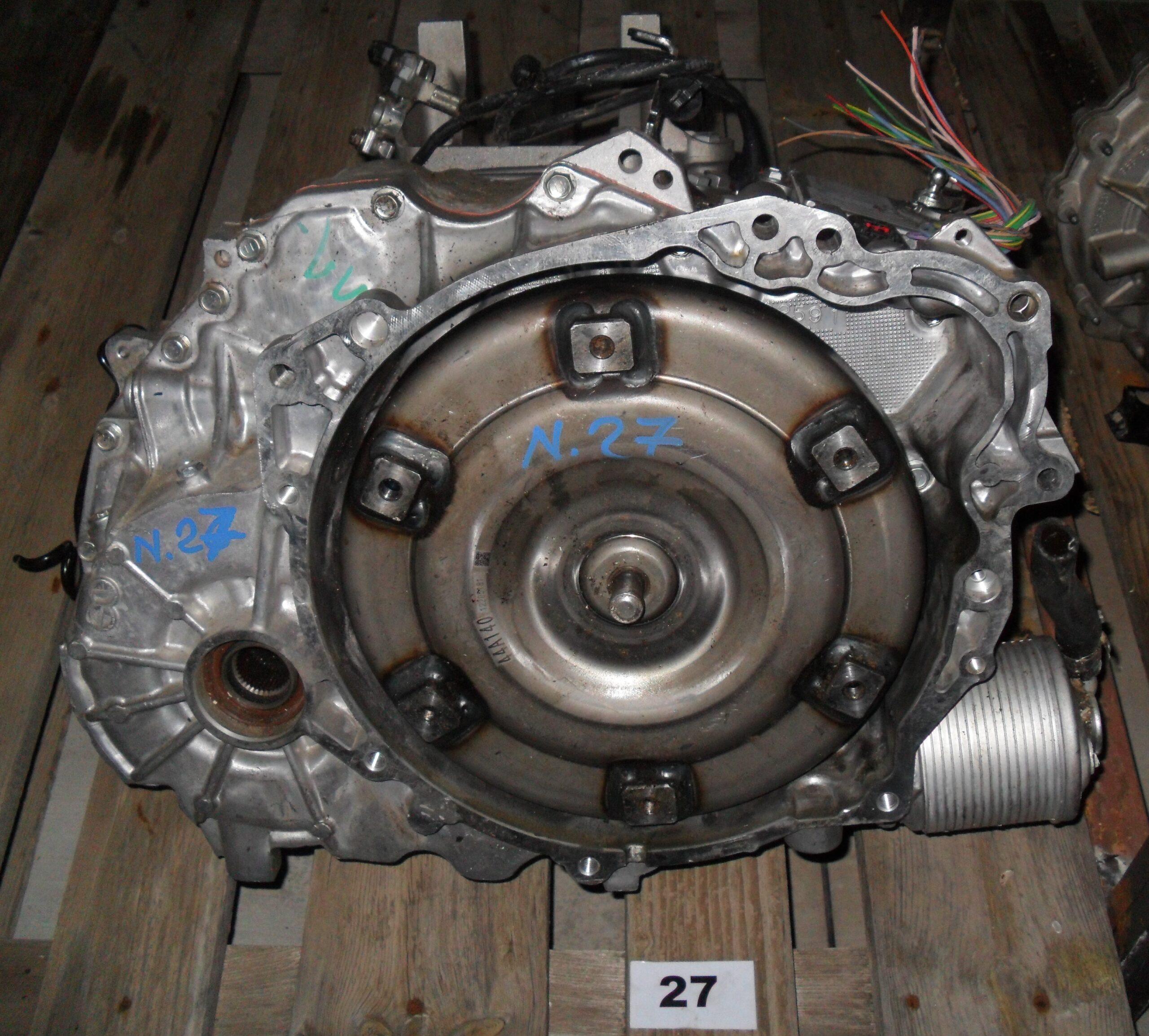CAMBIO MARCE AUTOMATICO PEUGEOT 508 2.0 DIESEL ANNO 2010 1