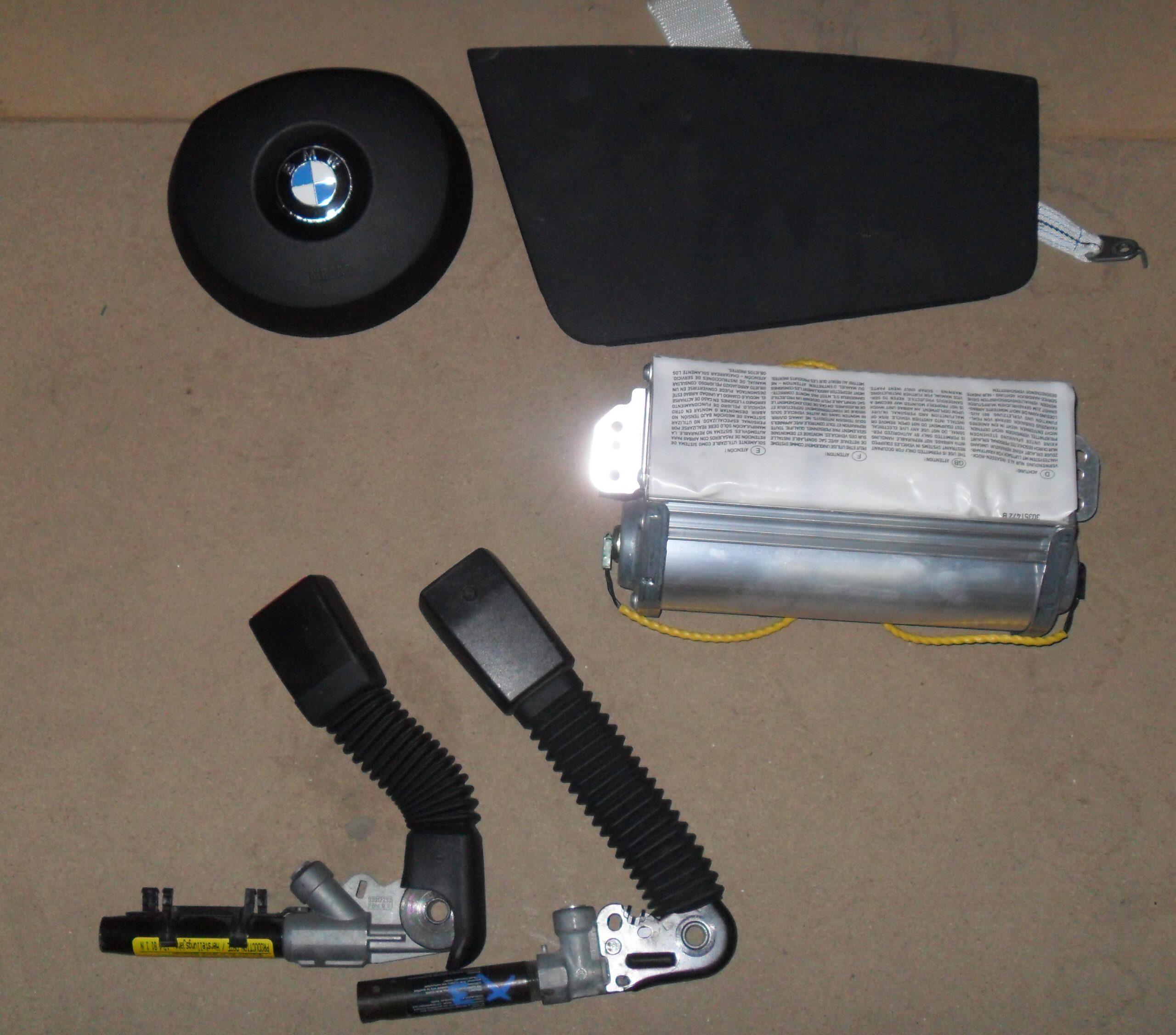 KIT AIRBAG BMW X3 ANNO 2008 1