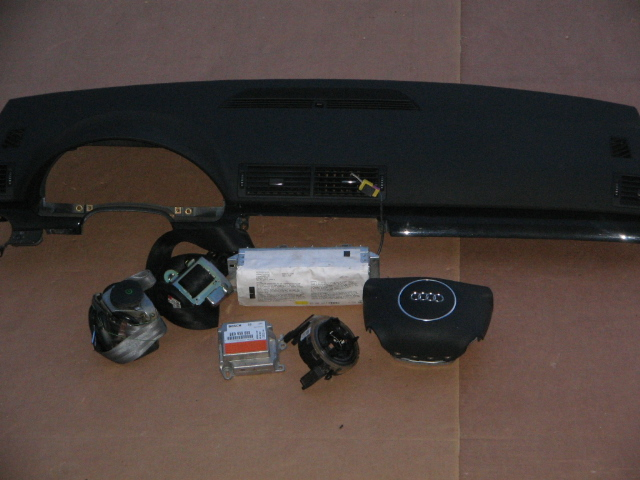 KIT AIRBAG AUDI A4 ANNO 2003 1