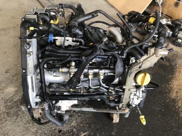 MOTORE JEEP RENEGADE- JEEP COMPASS - FIAT TIPO - FIAT 500X 1.6 DIESEL SIGLA 55280444 3